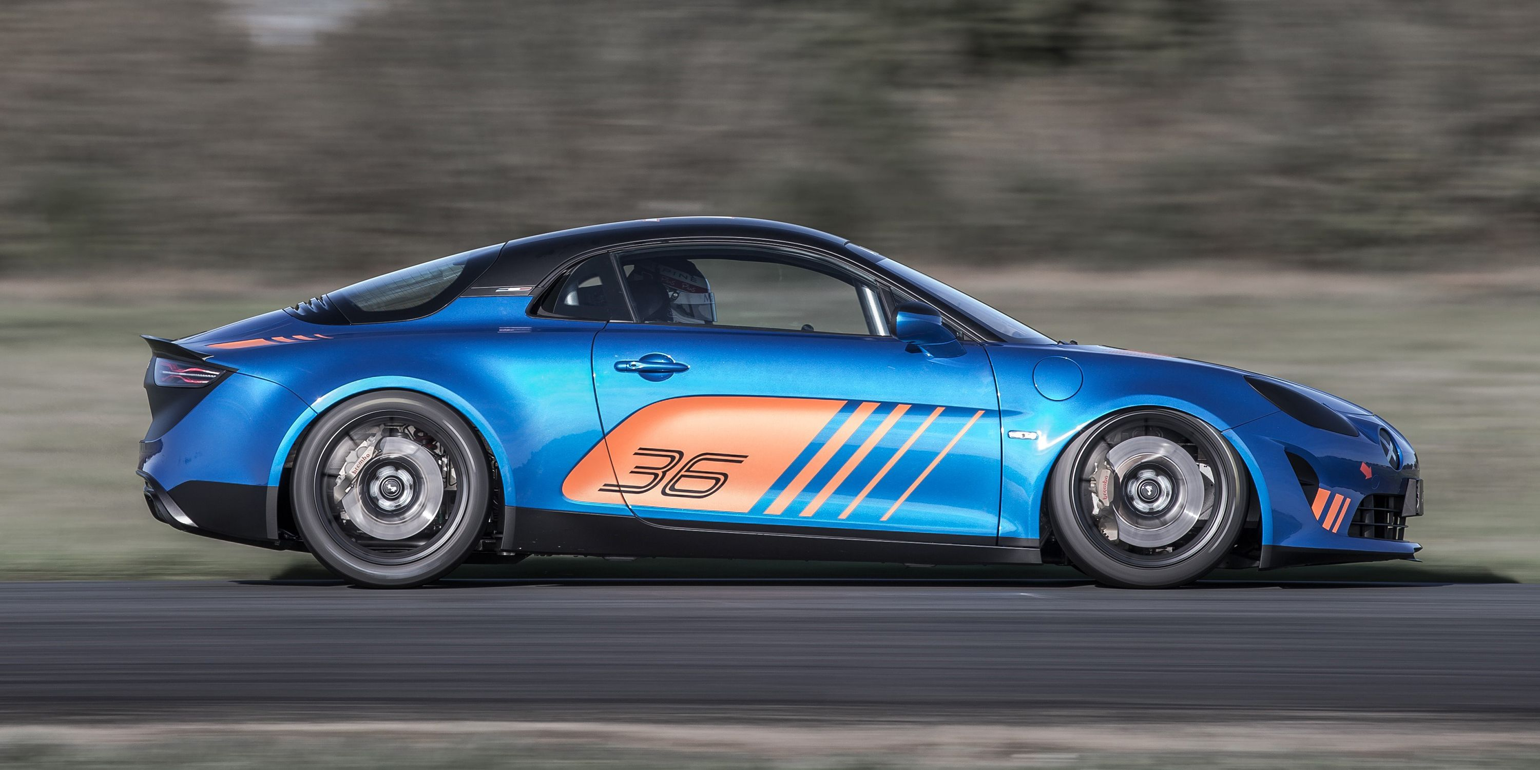 Alpine Is Taking the Gorgeous A110 Racing in a Single-Make