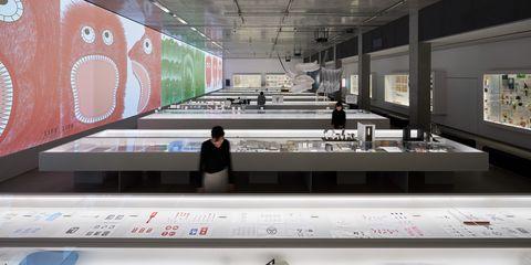 Transport, Architecture, Design, Building, Advertising, Interior design,