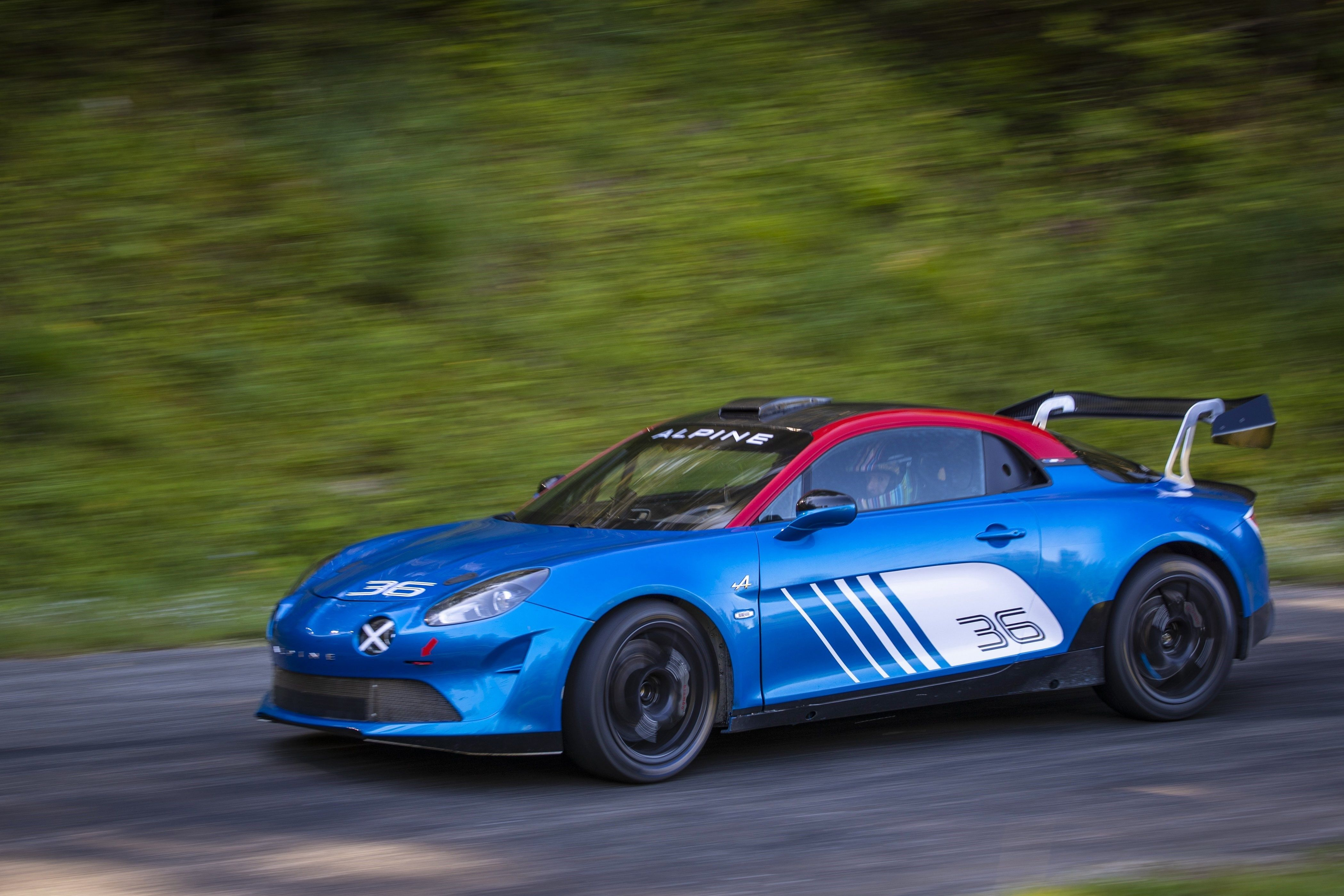 Alpine Is Getting Back to Its Roots With This A110 Rally Car