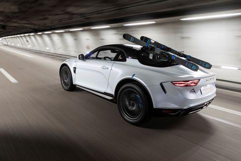 Renault Alpine A110 SportsX