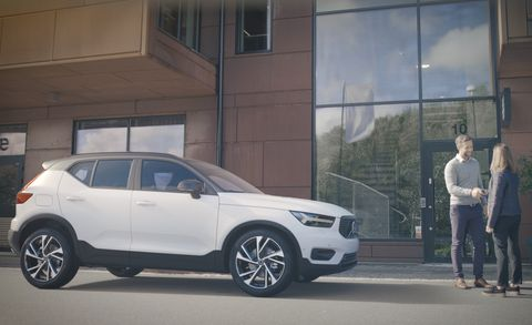 Eager Volvo Xc40 Subscribers Wait Out Perceived Delays News Car