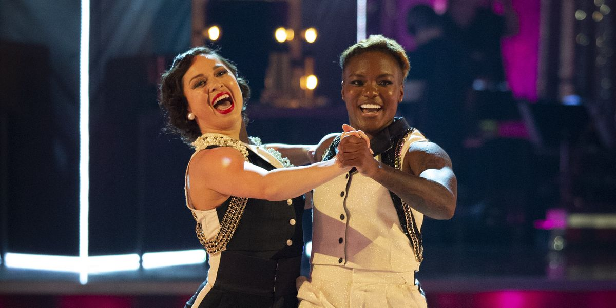 "Strictly Come Dancing viewers praise ""important"" Nicola Adams and Katya Jones performance"