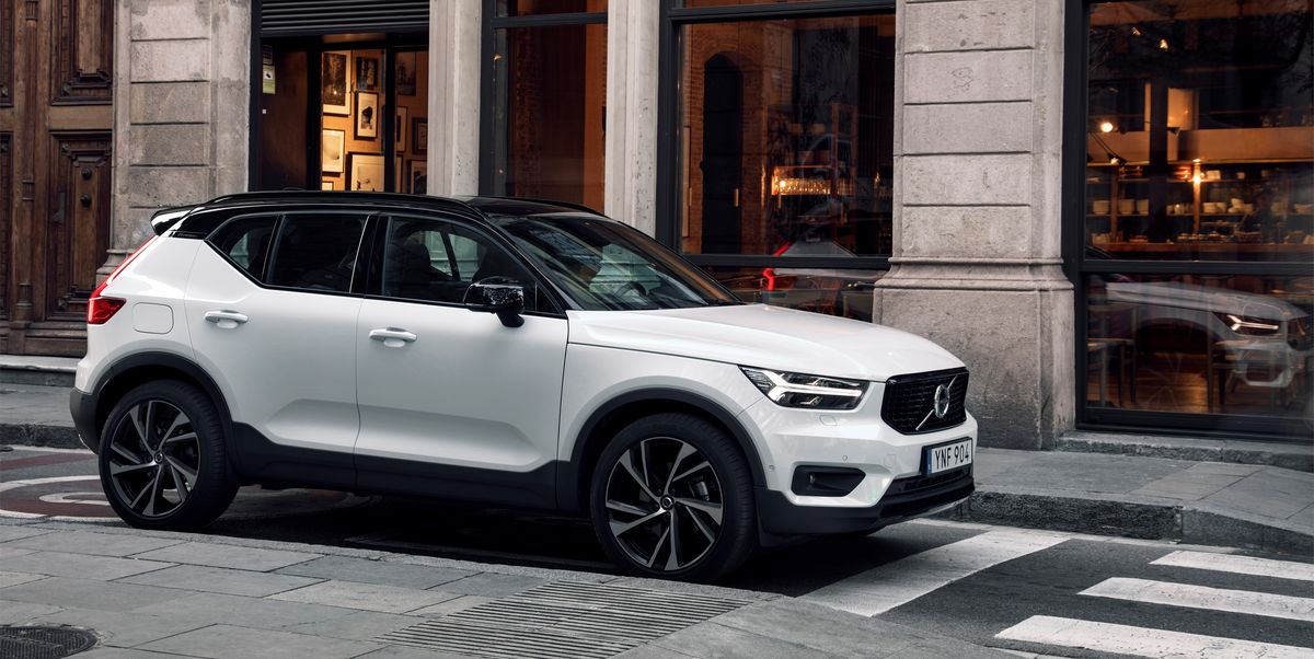 Care by volvo xc40 volvo debuts subscription service sciox Choice Image