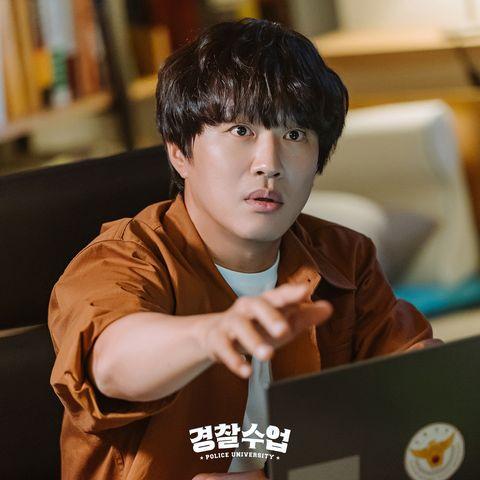 韓劇《警察課程》車太鉉、鄭振永、鄭秀晶krystal