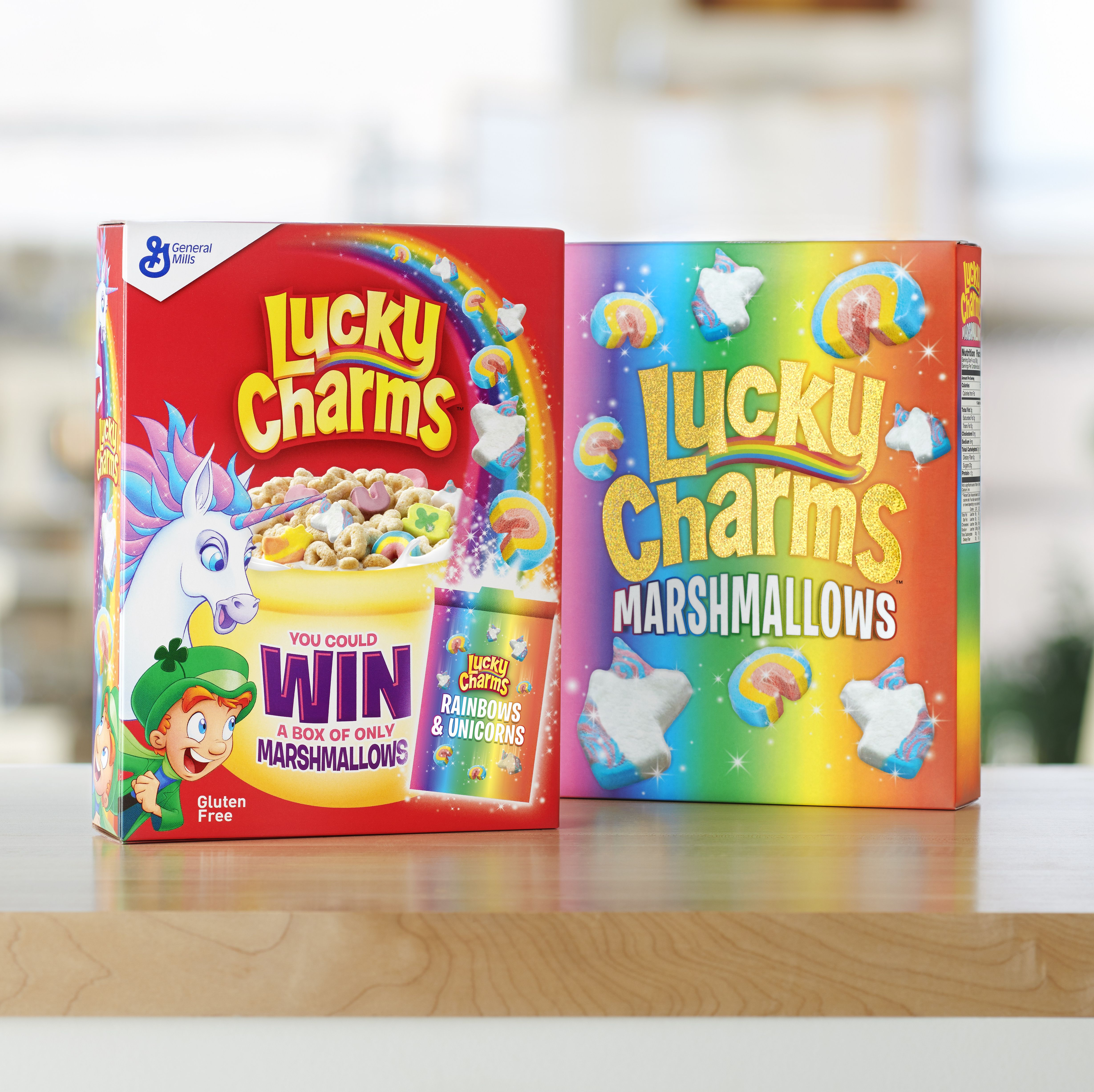 Lucky Charms Is Giving Away 15,000 Marshmallow Only Boxes, Here's How To Score One