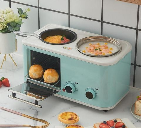 四合一早餐機