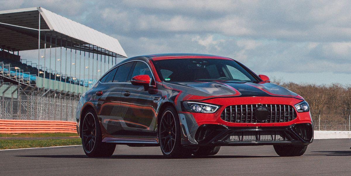 Mercedes-AMG Confirms Higher-Performance GT Four-Door Hybrid