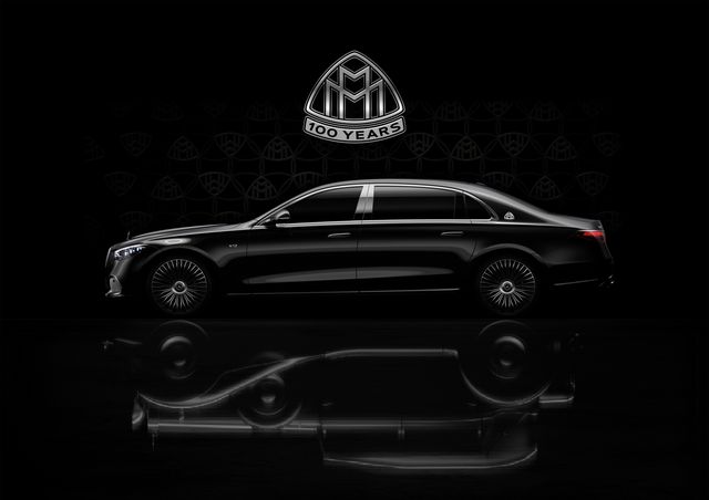 100 jahre maybach automobile 1921 2021  100 years of maybach automobiles 1921 2021