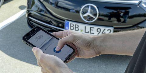 eqs technology remote parking assist eqs technology remote parking assist