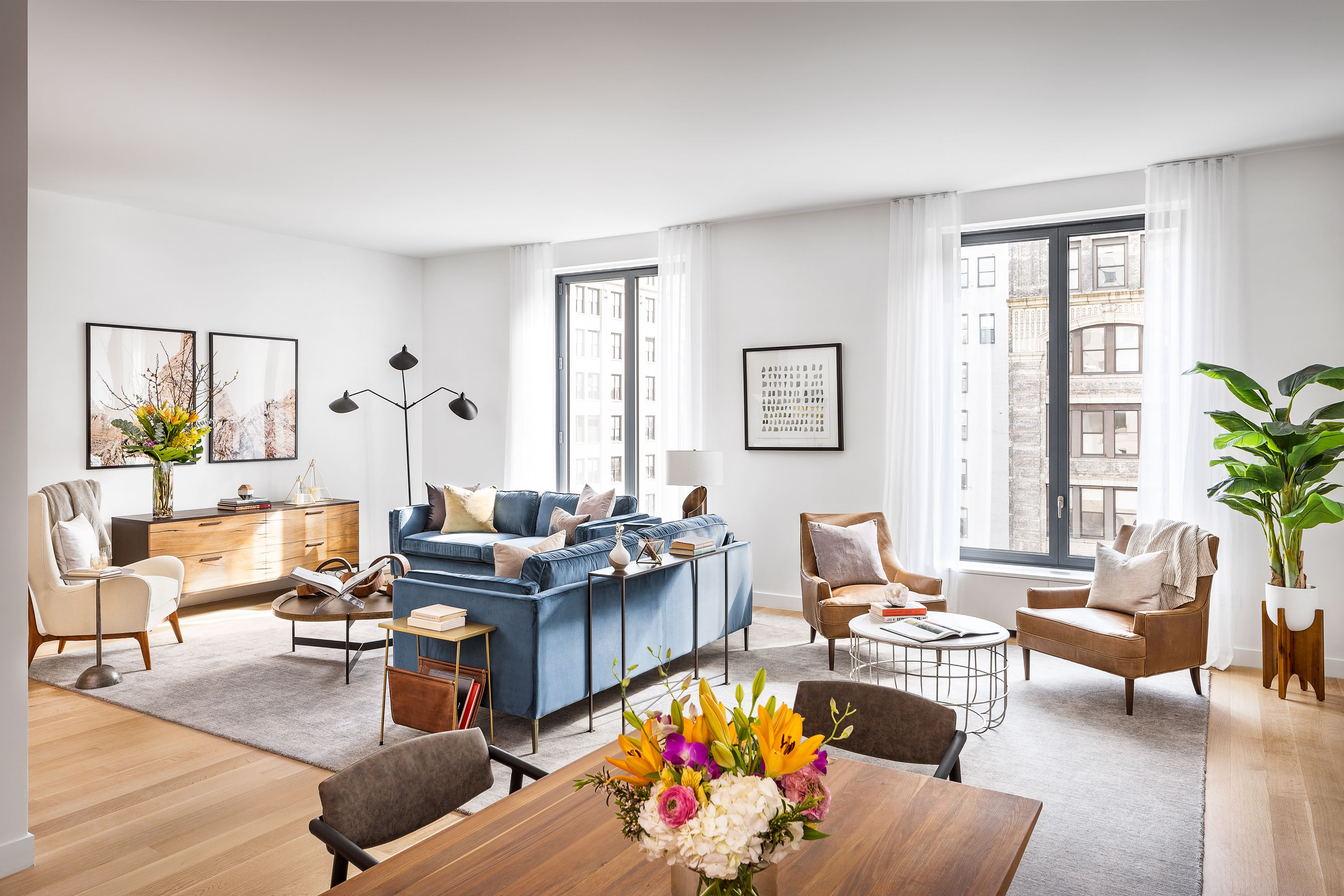 You'll Absolutely Want To Live in Legend Annabelle Selldorf's Stunning New Tower in NYC
