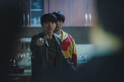 孔劉、朴寶劍《永生戰》
