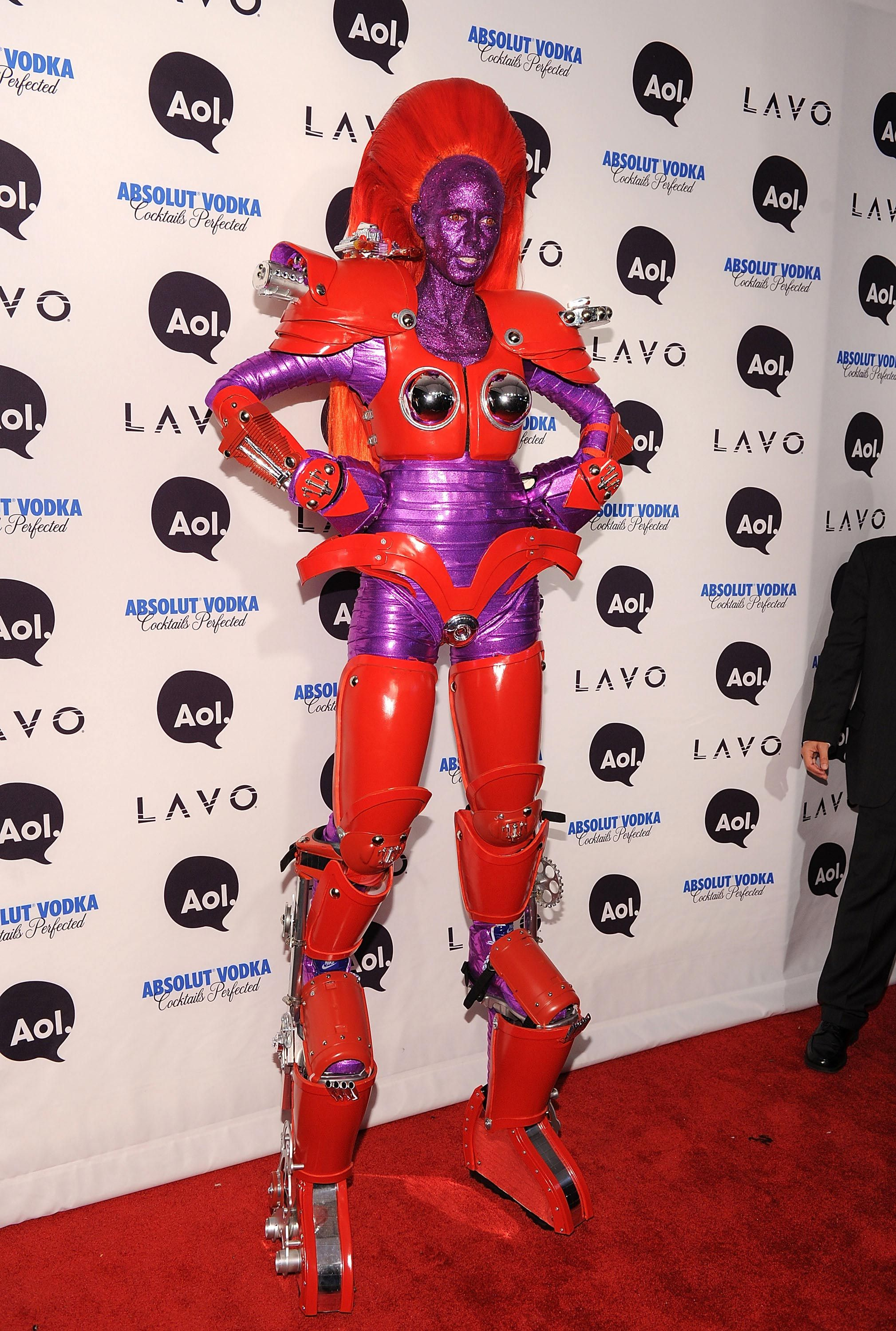 Heidi Klum Halloween Costumes Over the Years - Heidi Klum Halloween Party Costumes & Heidi Klum Halloween Costumes Over the Years - Heidi Klum Halloween ...