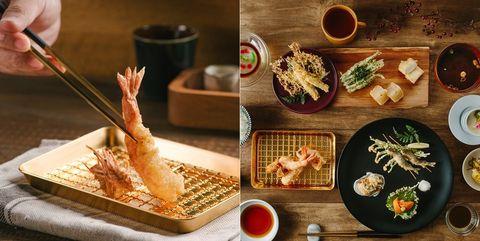 Dish, Food, Cuisine, Ingredient, Comfort food, Meal, Tempura, Kaiseki, Sakana, Japanese cuisine,