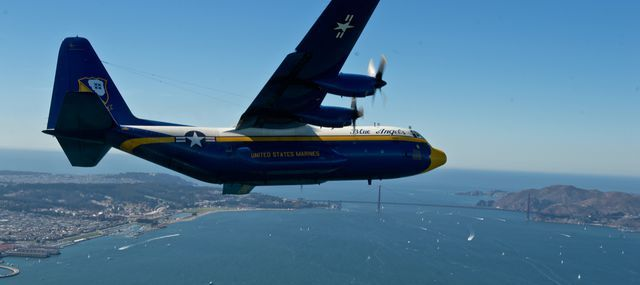 The Blue Angels Are Looking For A New Fat Albert C 130