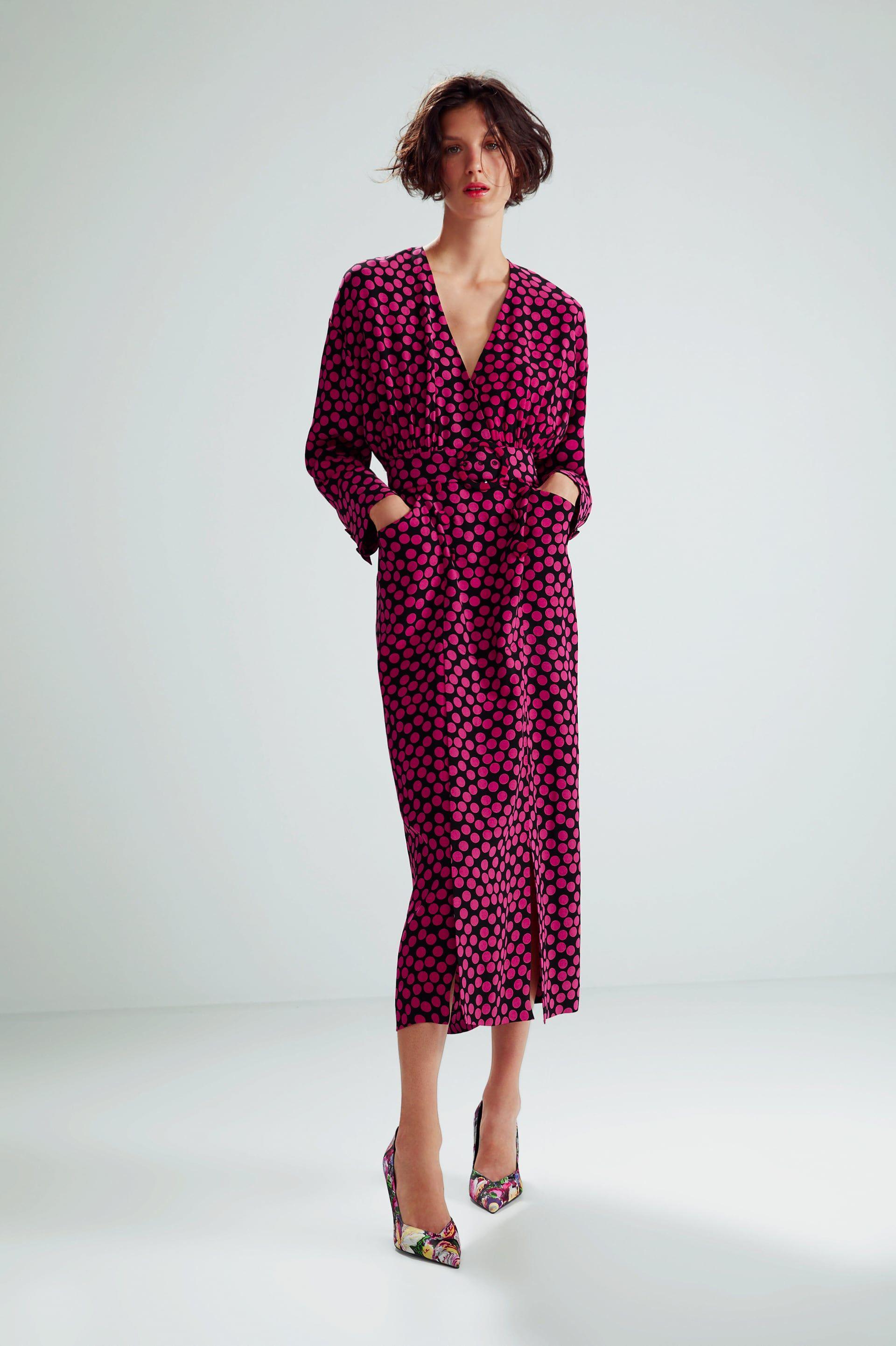 mejor elección muy elogiado ofertas exclusivas Este vestido edición limitada de Zara ya tiene lista de ...