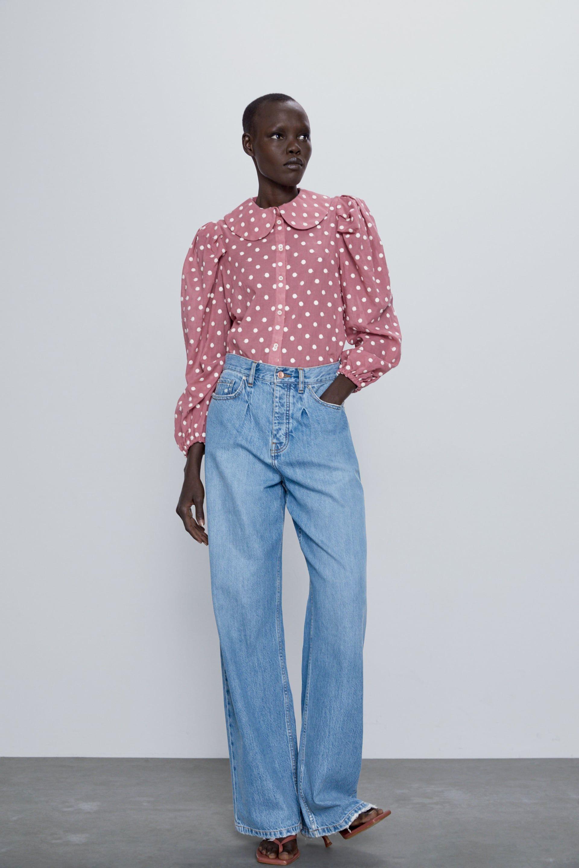 Hemos encontrado la blusa más viral de Zara del verano