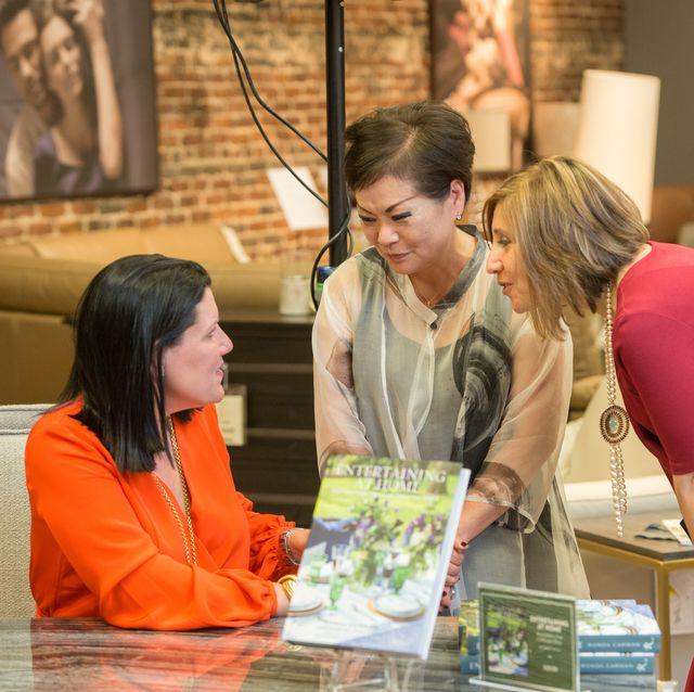 Book Signing & Conversation with Ronda Carman and Bernhardt