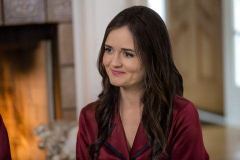 danica mckellar - Christmas In Conway Cast