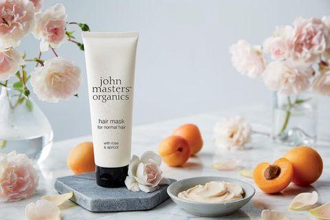 Product, Beauty, Skin, Peach, Skin care, Cream, Apricot, Hand, Plant, Peach,
