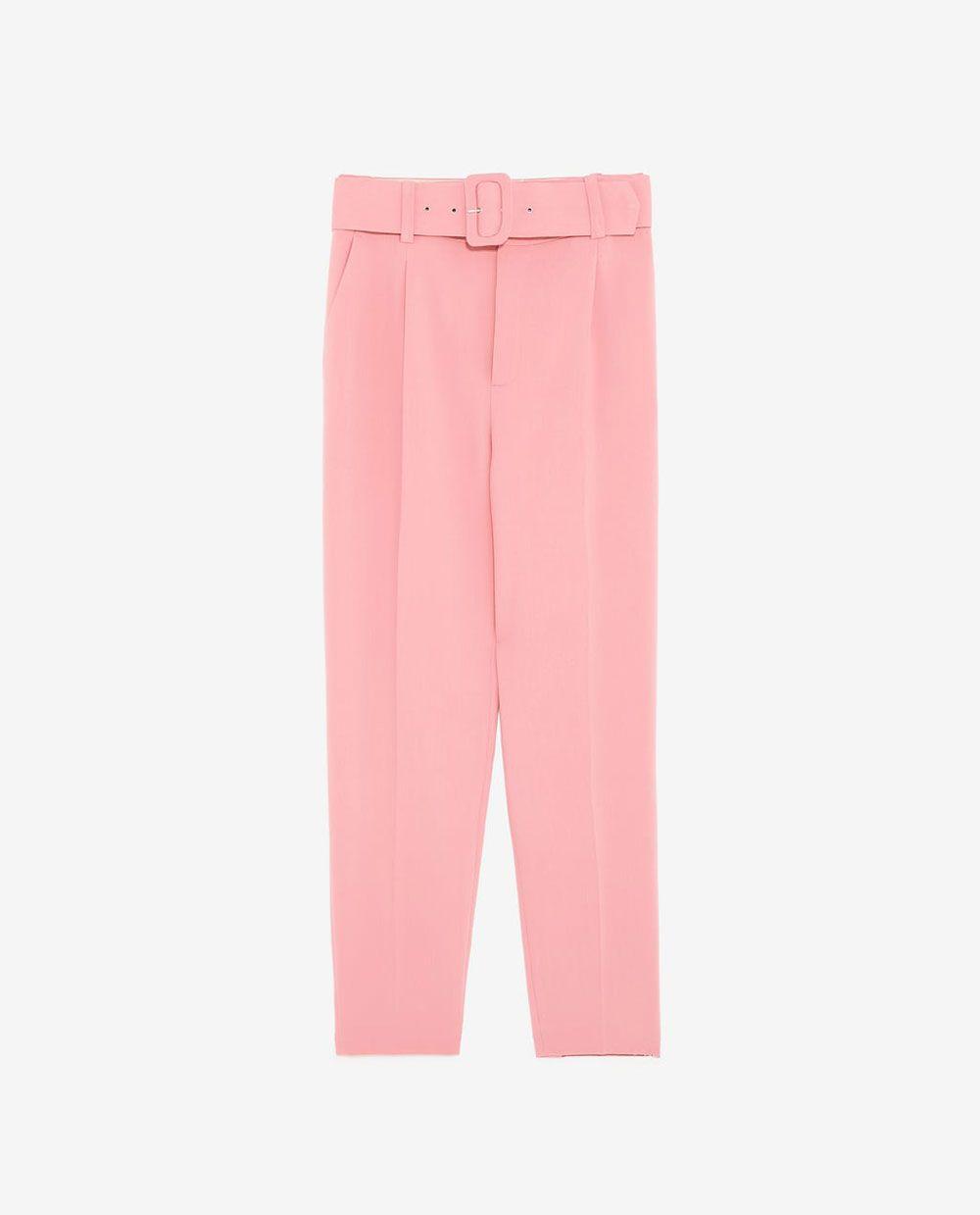 I Zara L'estate Rodriguez Rosa Cecilia 2018 Di E Pantaloni Per Qrstdh