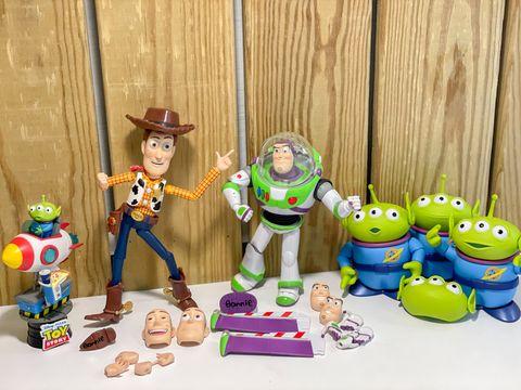全家x皮克斯集點激萌登場!《玩具總動員》三眼怪、胡迪、巴斯光年等10樣周邊商品必收