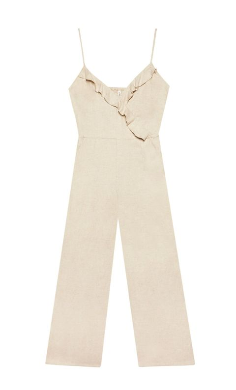 Clothing, Product, Beige, One-piece garment, camisoles, Dress, Trousers, Sleeve,