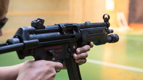 The U.S. Army Is Testing 10 New Submachine Guns
