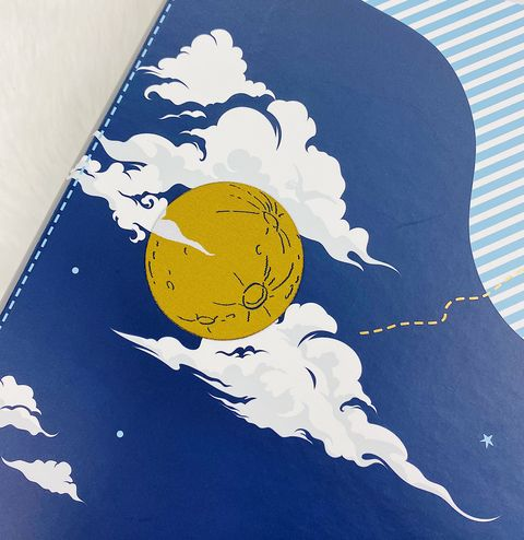 誠品行旅x詹朴打造奇幻中秋禮盒,外包裝藏著「恐龍」你找得到嗎?