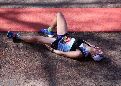 How to handle the pain of a marathon