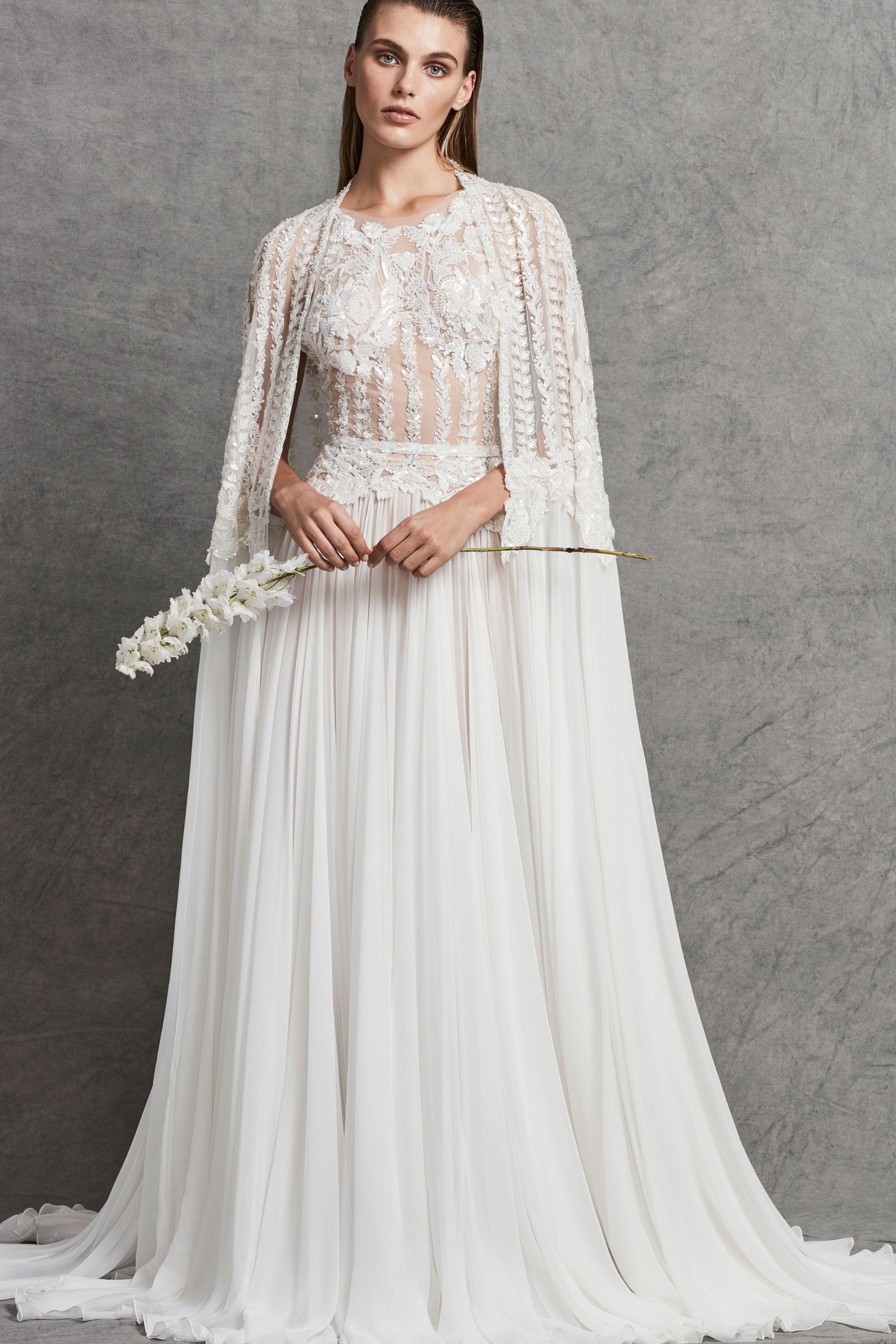 Bohemian Bridal Dress
