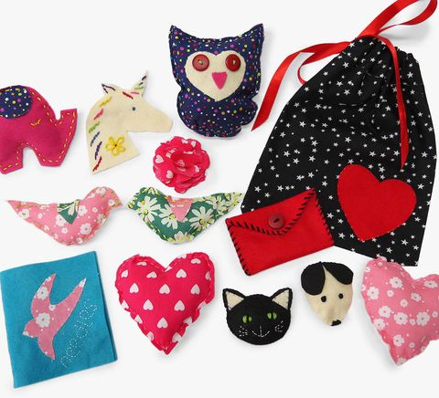 Buttonbag Sewing Kit photo