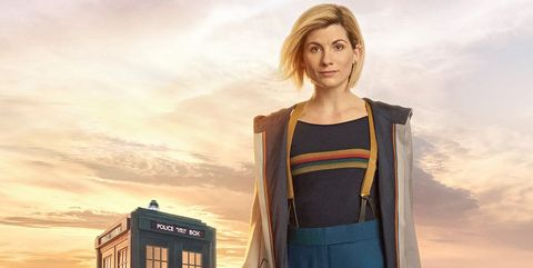 Jodie Whittaker Dr. Who