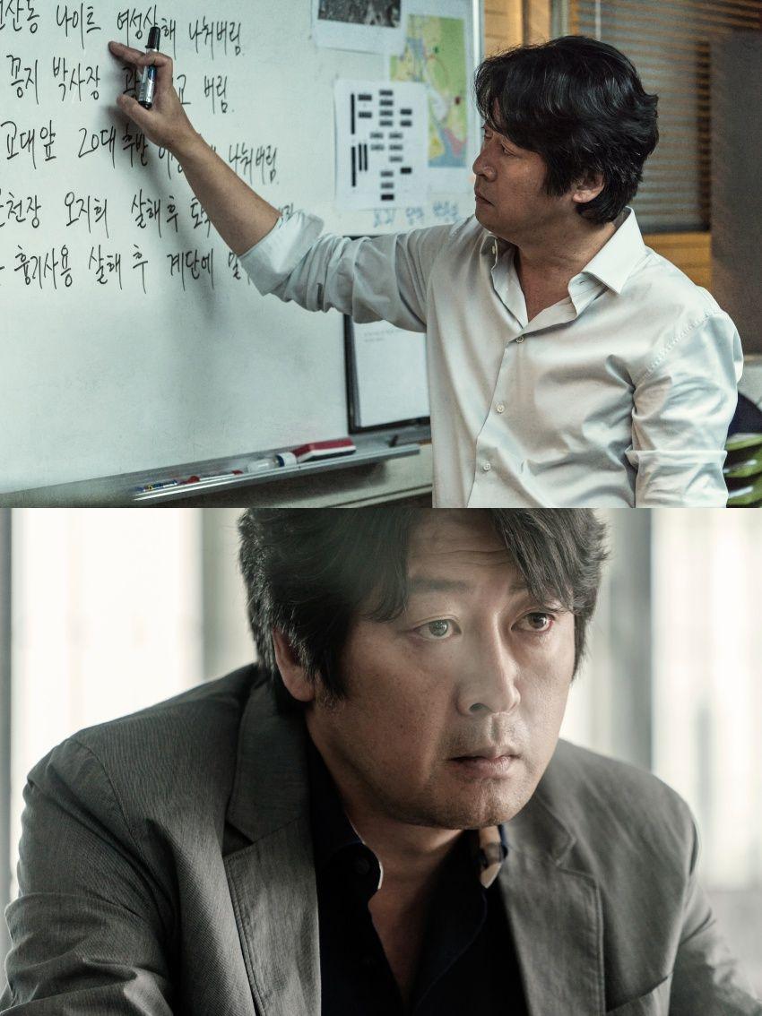 朱智勳拍《暗數殺人》被老前輩嫌棄:「剪平頭還那麼帥,看了就生氣!」