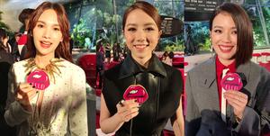 2020 LV 早春女裝秀:楊丞琳、鄧紫棋、舒淇