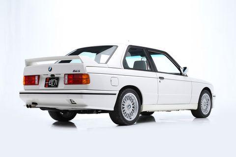 1991 BMW M3 E30
