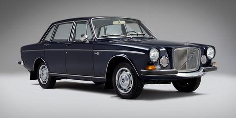 Land vehicle, Vehicle, Car, Luxury vehicle, Coupé, Sedan, Classic car, Bentley t-series, Volvo cars, Volvo 164,