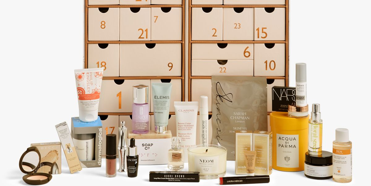 the best beauty advent calendars of 2019. Black Bedroom Furniture Sets. Home Design Ideas