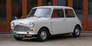 Mini original 1968