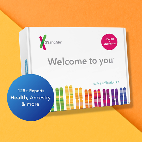 23andMe DNA Tests Are on Sale for $50 off on Amazon Ahead of Father's Day