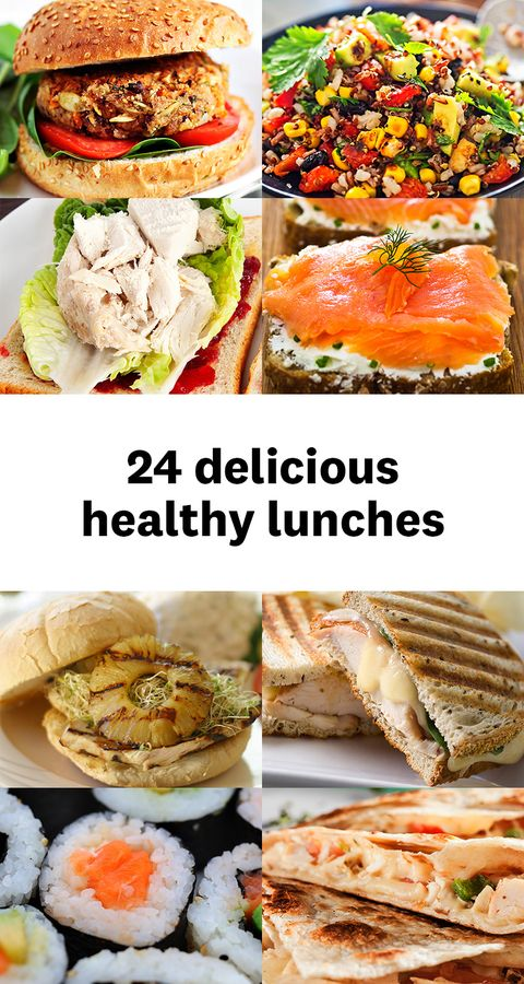 24 Healthy Lunch Ideas Satisfying Lunches For Weight Loss