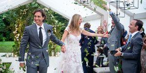 Gwyenth Paltrow Brad Falchuk Wedding