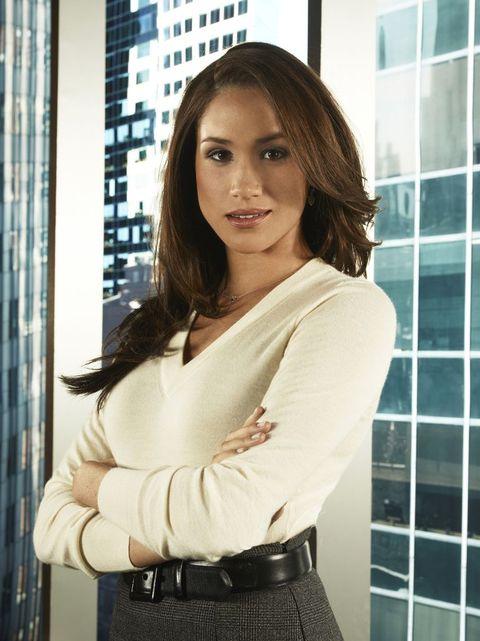 Meghan Markle ditawari untuk menjadi cameo di serial Suits (dok. Elle)