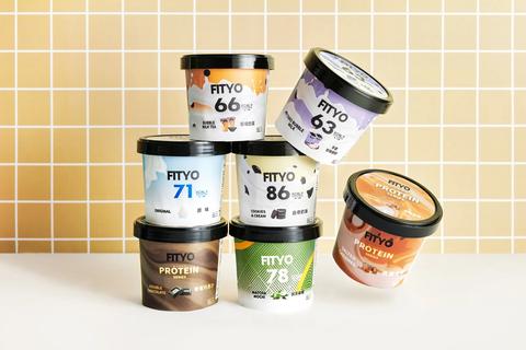 低卡冰淇淋