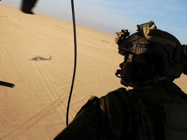 Total-Force Airmen to the rescue in Afghanistan