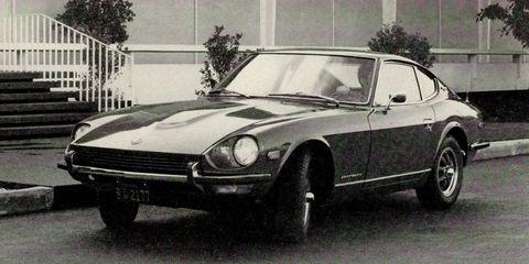 First Drive: Datsun 240Z