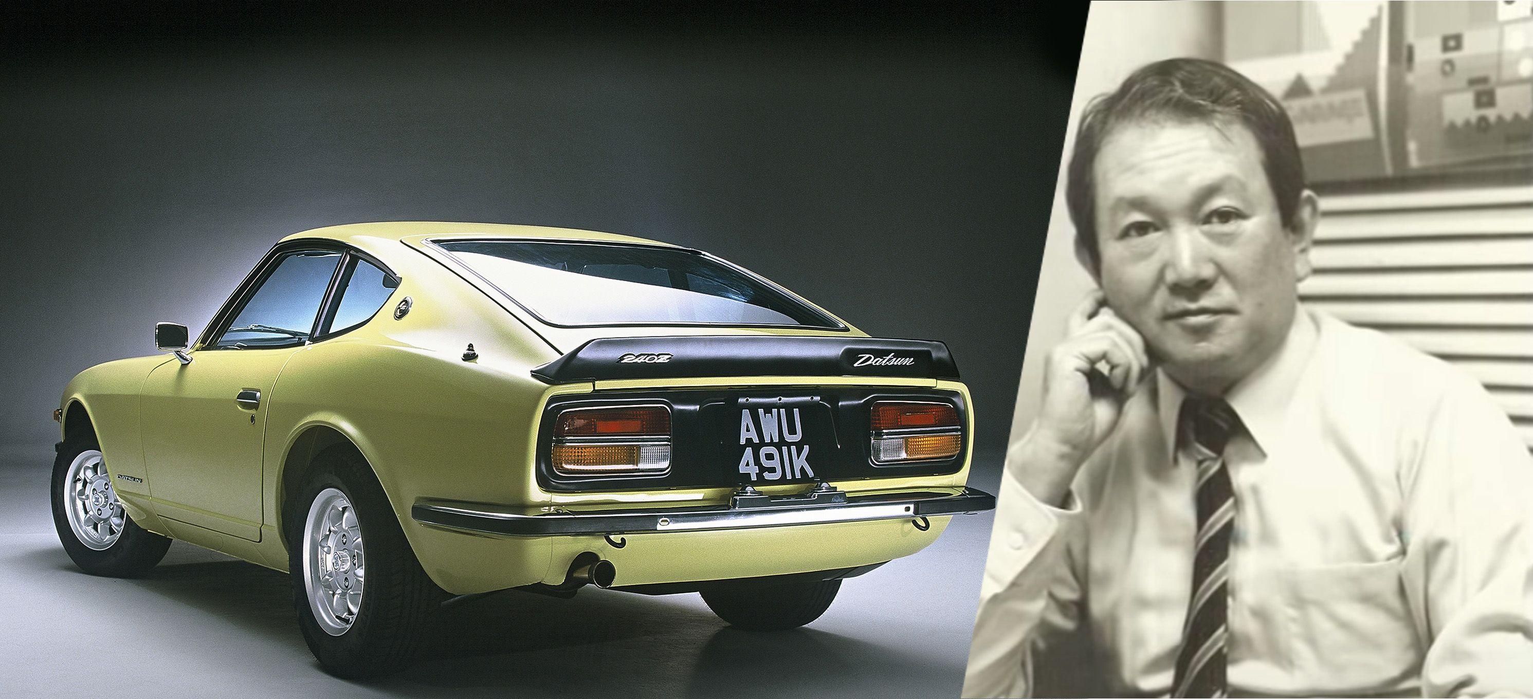 Nissan Z Designer Yoshihiko Matsuo Has Died at 87