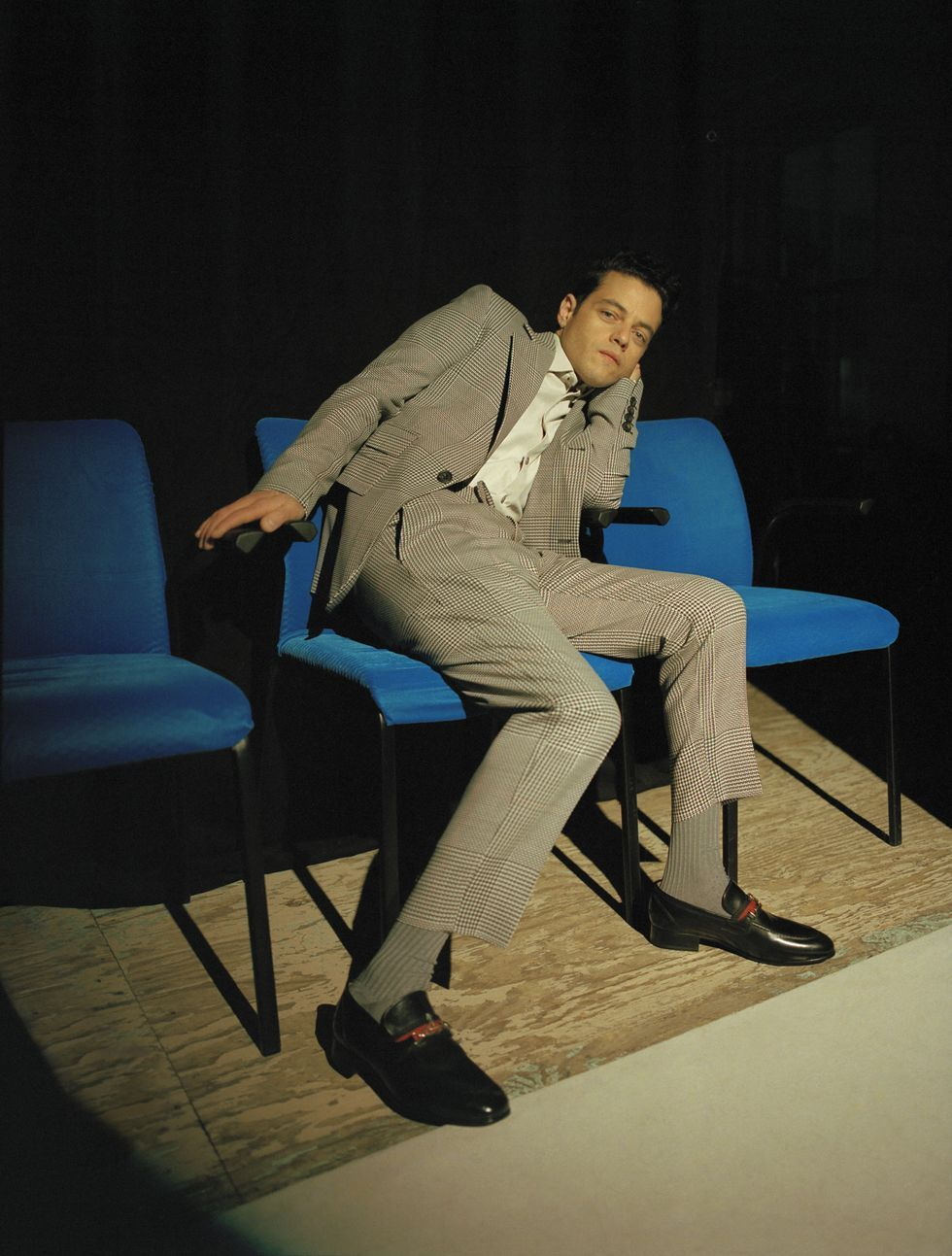 'No Time To Die' Star Rami Malek Addresses Those Dr No Rumours. Kind Of. Ish.
