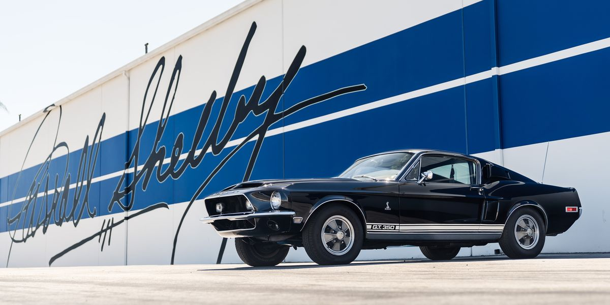 Car Auction Apps >> Here's All 23 of Carroll Shelby's Personal Cars Up For Auction Next Month
