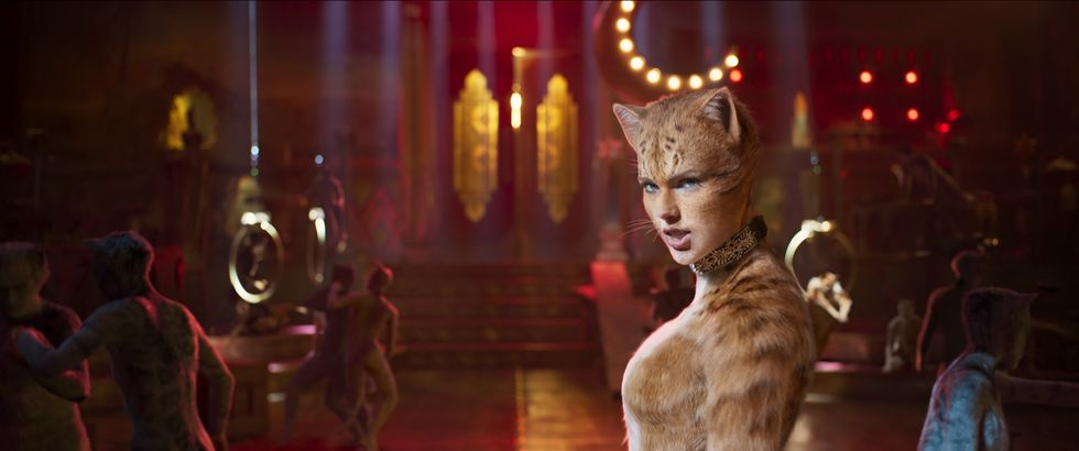 <i>Cats</i> Is a Nightmare That Won't End