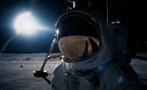 Helmet, Astronaut, Aerospace engineering, Space, Astronomical object, Personal protective equipment, Vehicle,
